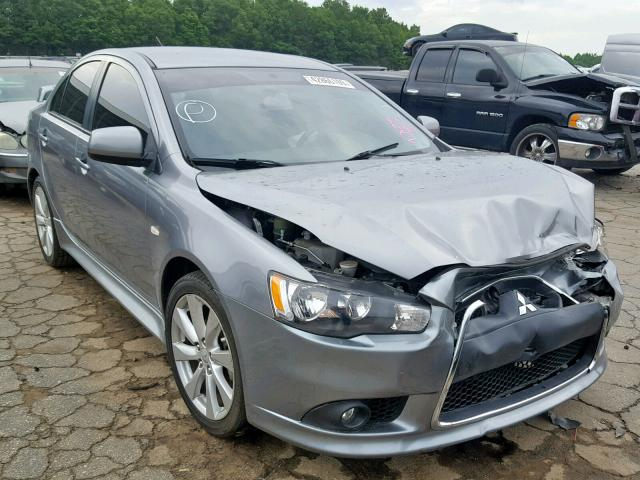 Salvage 2013 Mitsubishi LANCER GT for sale
