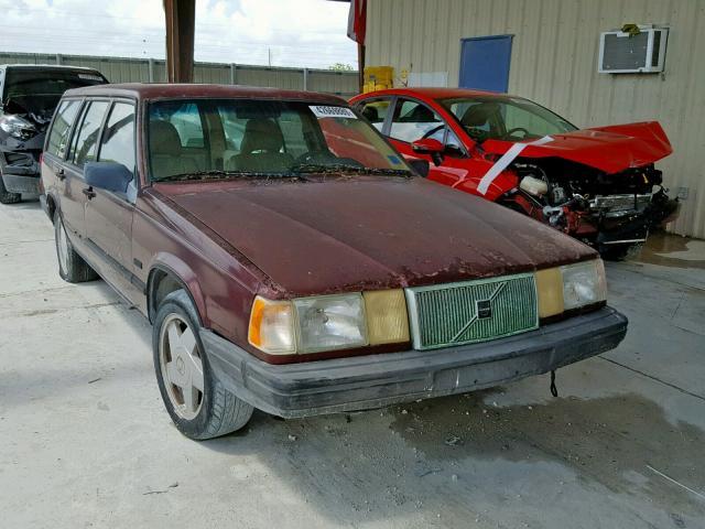 1994 Volvo 940 2 3L 4 for Sale in Homestead FL - Lot: 42669889