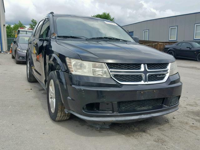 Salvage cars for sale from Copart Duryea, PA: 2011 Dodge Journey MA