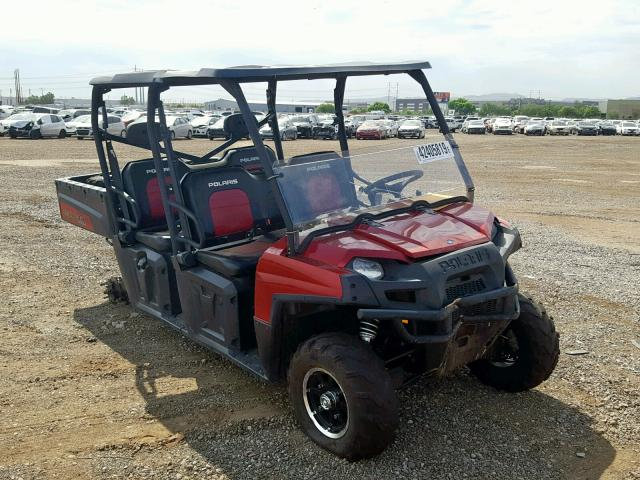 click here to view 2010 POLARIS RANGER 800 at IBIDSAFELY