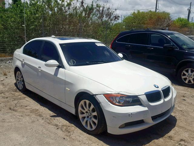 Salvage 2006 BMW 330 I for sale