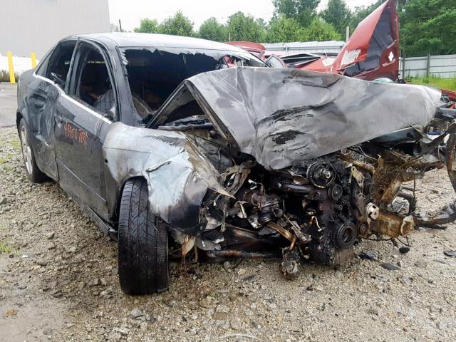 2005 Audi A4 2.0T Qu 2.0L