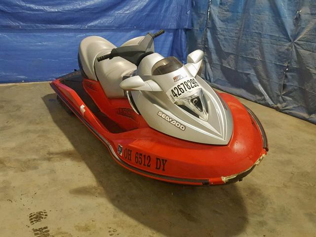 Salvage 2004 Seadoo GTX for sale