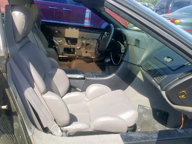 1991 Chevrolet Corvette 5 7L 8 for Sale in Alorton IL - Lot: 42886989