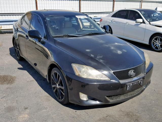 Salvage 2008 Lexus IS 250 for sale