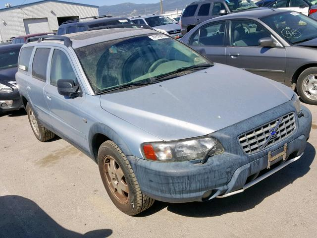 2002 Volvo V70 Xc 2 4L 5 for Sale in North Salt Lake UT - Lot: 42979929