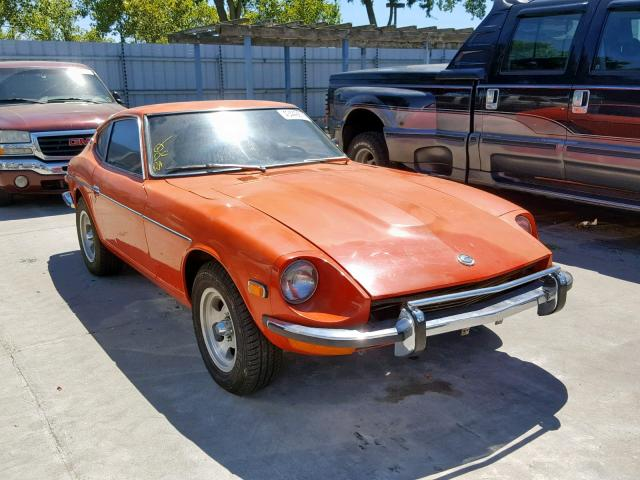 click here to view 1973 DATSUN 240Z at IBIDSAFELY