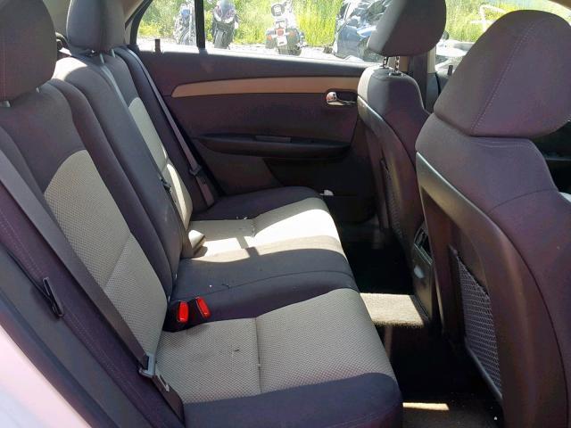 Prime 2012 Chevrolet Malibu Ls 2 4L 4 For Sale In Columbia Station Oh Lot 42557749 Creativecarmelina Interior Chair Design Creativecarmelinacom