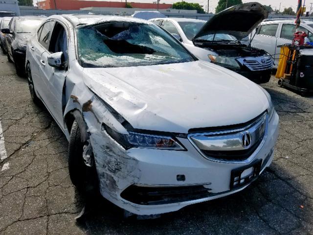 Acura Van Nuys >> 2017 Acura Tlx 2 4l 4 For Sale In Van Nuys Ca Lot 42680149