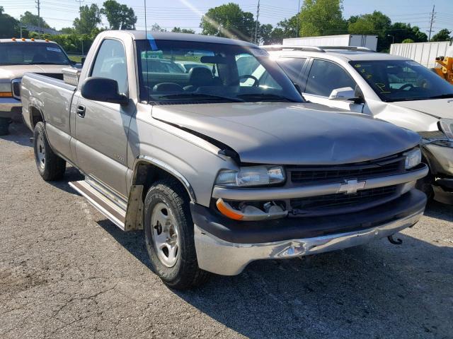 2000 Chevrolet Silverado 4 3l 6 For Sale In Bridgeton Mo Lot 42884769