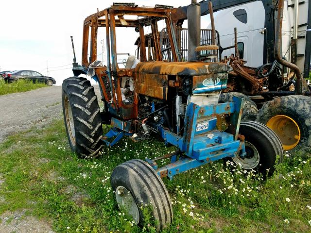 Ford Tractor salvage cars for sale: 1986 Ford Tractor