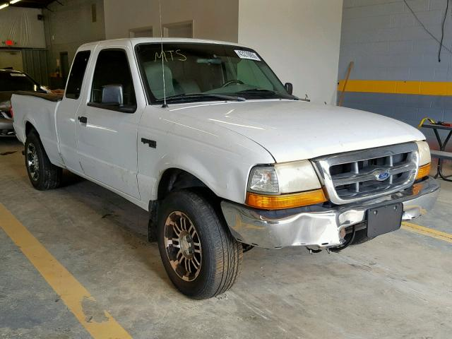 Salvage 1999 Ford RANGER SUP for sale
