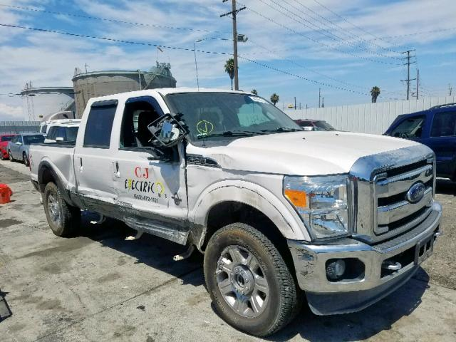 2016 Ford F250 >> 1ft7w2bt5gec98672 2016 Ford F250 Super In Ca Long