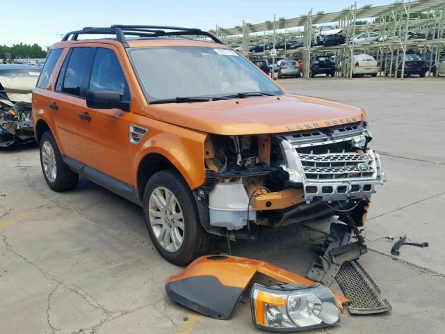 2008 Land Rover Lr2 Se 3.2L