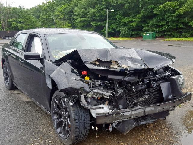 Salvage 2019 Chrysler 300 S for sale