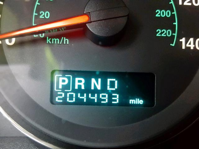 2006 Jeep Commander 5 7L 8 للبيع في Mendon MA - Lot: 43207589