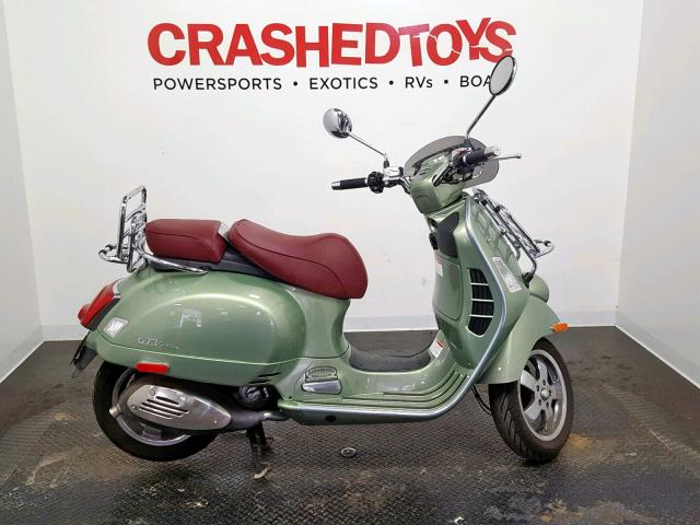 click here to view 2017 VESPA GTS 300 SU at IBIDSAFELY