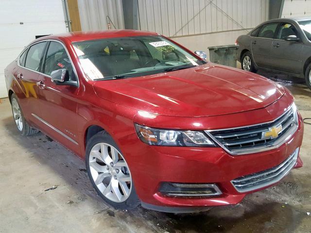 2015 Chevrolet Impala Ltz 3 6L 6 for Sale in West Mifflin PA - Lot: 43433439