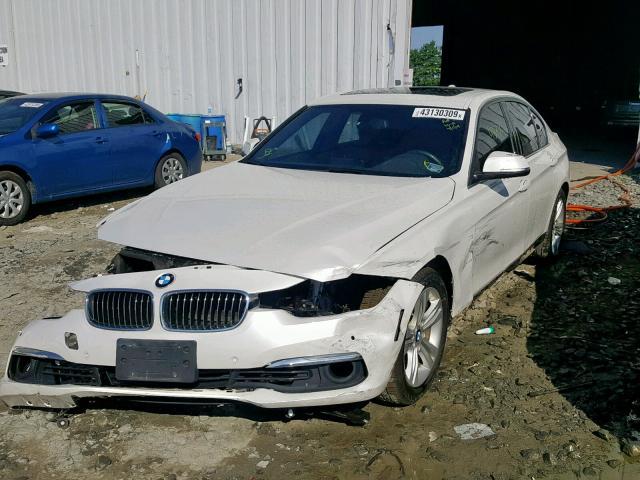 из сша 2016 BMW 328 XI SULEV WBA8E3G57GNT74753