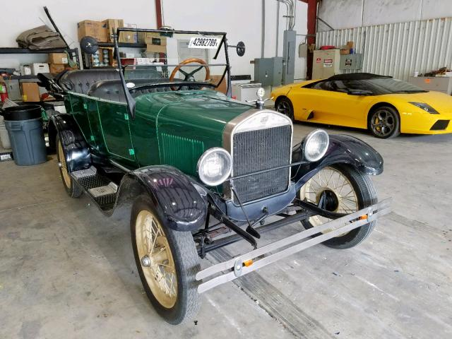 click here to view 1927 FORD MODEL T at IBIDSAFELY