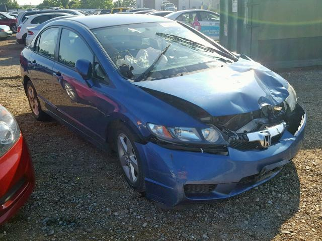 Salvage 2011 Honda CIVIC LX-S for sale