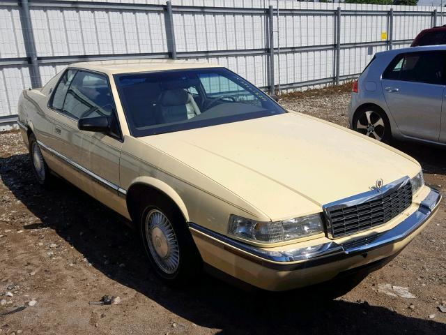auto auction ended on vin 1g6el13b7nu610416 1992 cadillac eldorado in mi lansing autobidmaster
