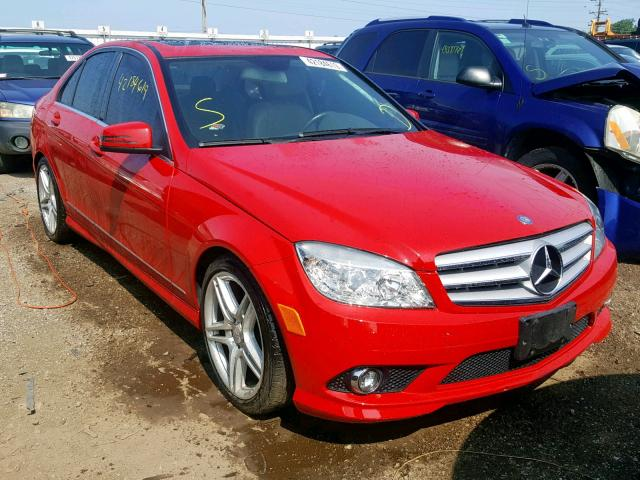 click here to view 2010 MERCEDES-BENZ C 300 4MAT at IBIDSAFELY