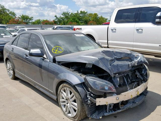 click here to view 2009 MERCEDES-BENZ C 300 at IBIDSAFELY