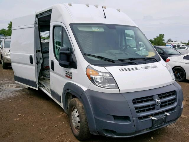 Salvage, Rebuildable and Clean Title RAM Promaster Vehicles for Sale
