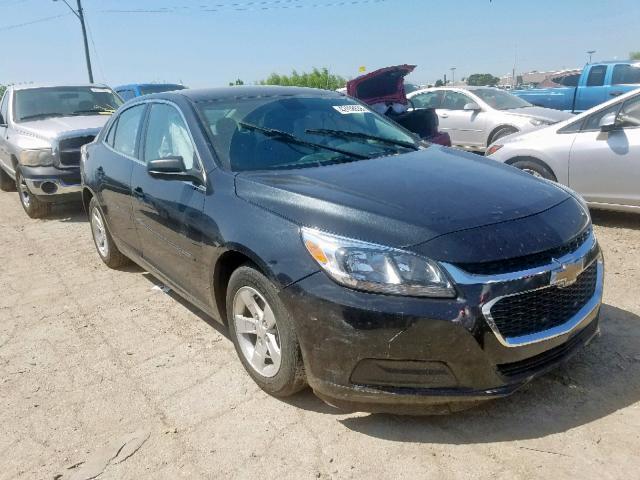 Salvage 2015 Chevrolet MALIBU LS for sale