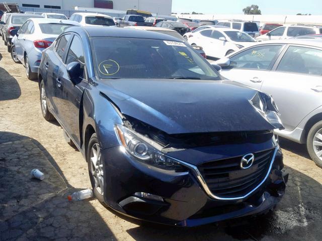 2014 Mazda 3 Touring 2 0L 4 for Sale in Hayward CA - Lot: 43154529