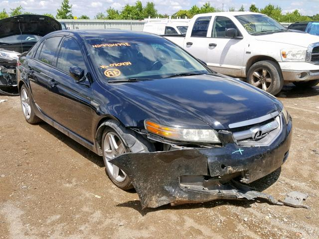 2004 ACURA TL Photos | KS - KANSAS CITY - Salvage Car