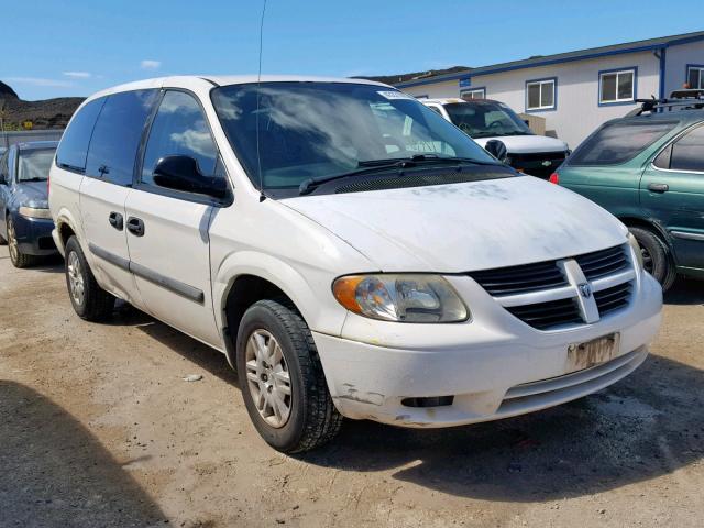2007 Dodge Caravan 3.3L