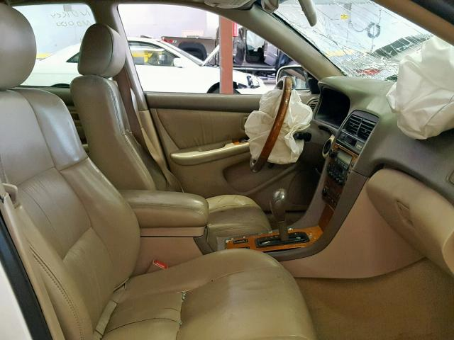 Tremendous 2000 Lexus Es 300 3 0L 6 For Sale In Mocksville Nc Lot 43138489 Gmtry Best Dining Table And Chair Ideas Images Gmtryco