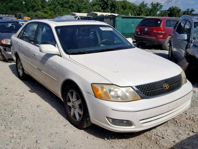 2000 TOYOTA AVALON XL Photos | GA - ATLANTA SOUTH - Salvage Car