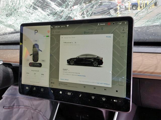2019 Tesla MODEL 3 | Vin: 5YJ3E1EA1KF296558