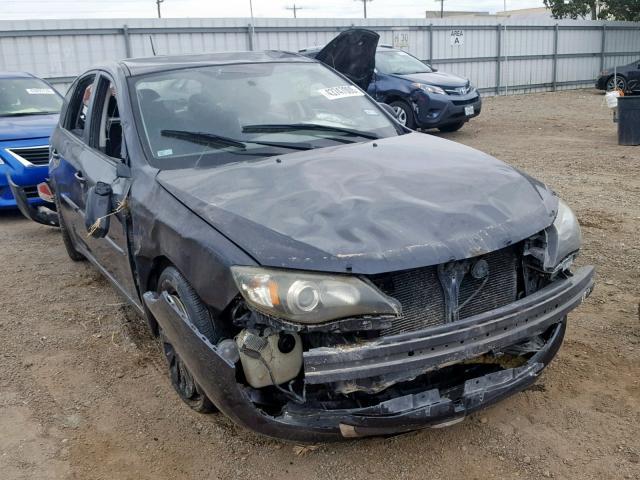 2008 Subaru Impreza 2. 2.5L