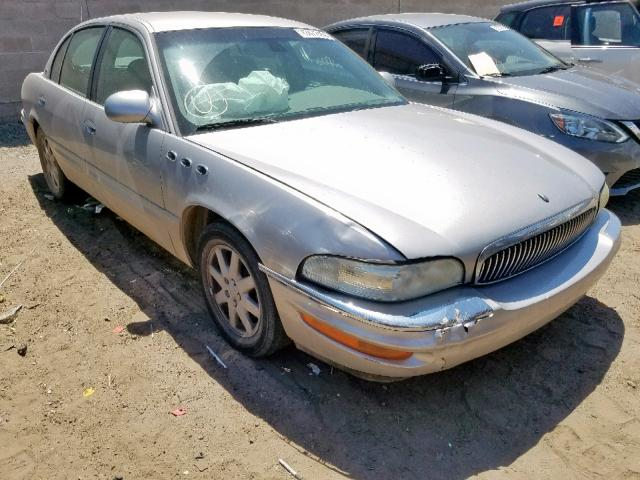 click here to view 2005 BUICK PARK AVENU at IBIDSAFELY