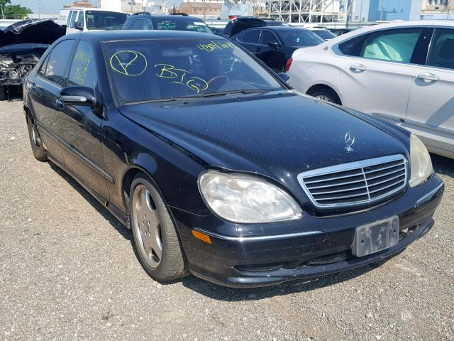 click here to view 2002 MERCEDES-BENZ S 55 AMG at IBIDSAFELY