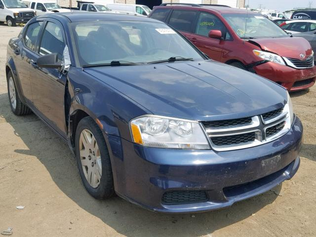 2013 Dodge Avenger Se >> 2013 Dodge Avenger Se 2 4l 4 For Sale In Woodhaven Mi Lot 43476479