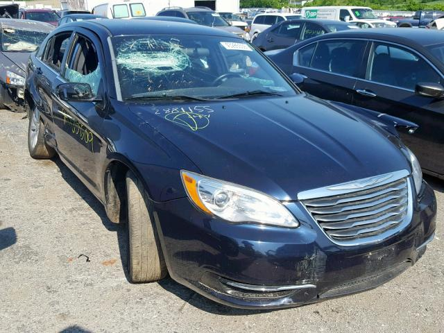 2012 Chrysler 200 Touring for sale in Chicago Heights, IL