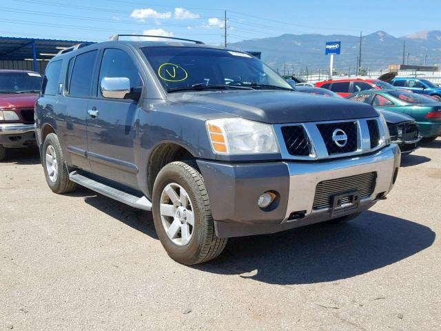 click here to view 2004 NISSAN ARMADA SE at IBIDSAFELY