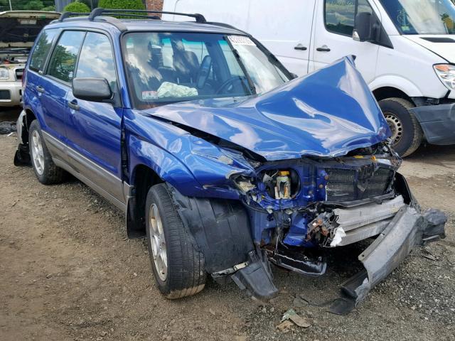 2004 Subaru Forester 2 2 5L 4 for Sale in North Billerica MA - Lot: 43293729