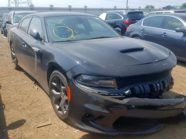 Salvage 2019 Dodge CHARGER GT for sale