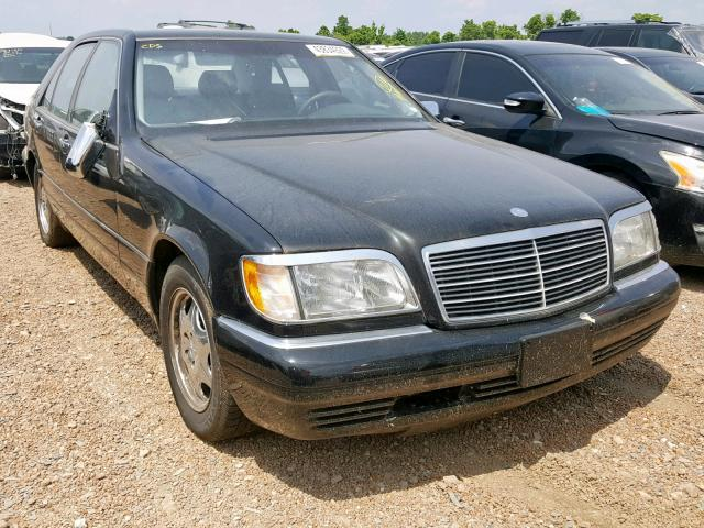 click here to view 1997 MERCEDES-BENZ S 320W at IBIDSAFELY