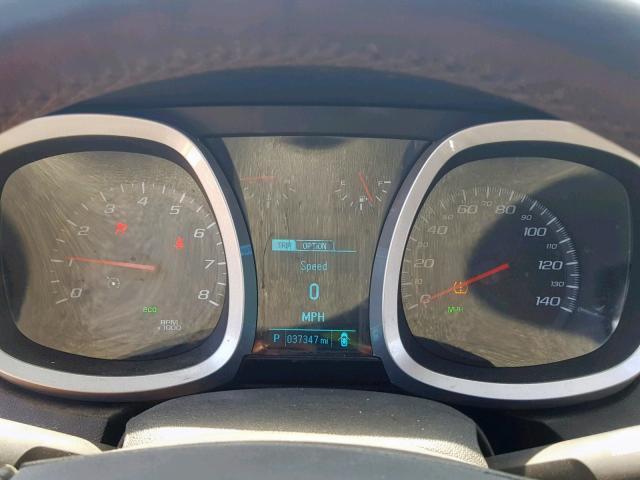 2016 Chevrolet Equinox Lt 2.4L front view