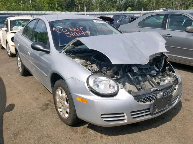 Salvage 2005 Dodge NEON SXT for sale