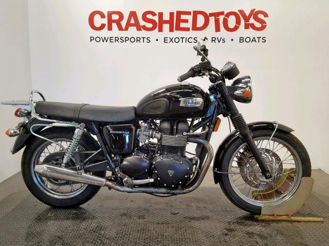 click here to view 2010 TRIUMPH MOTORCYCLE BONNEVILLE at IBIDSAFELY