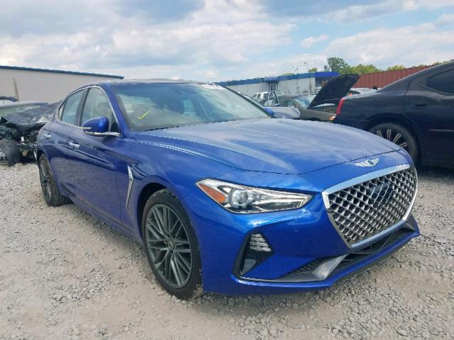 click here to view 2019 GENESIS G70 ELITE at IBIDSAFELY
