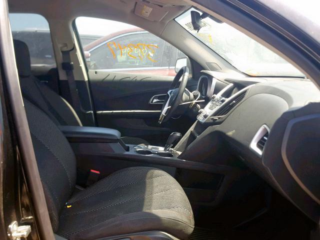 2016 Chevrolet Equinox Lt 2.4L close up View